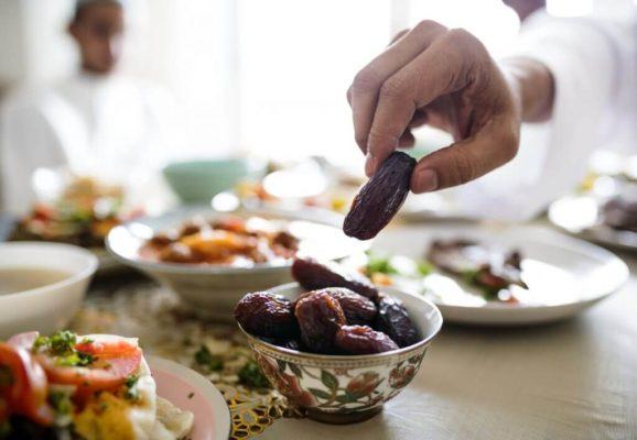 ramadan Datteln zum Iftar